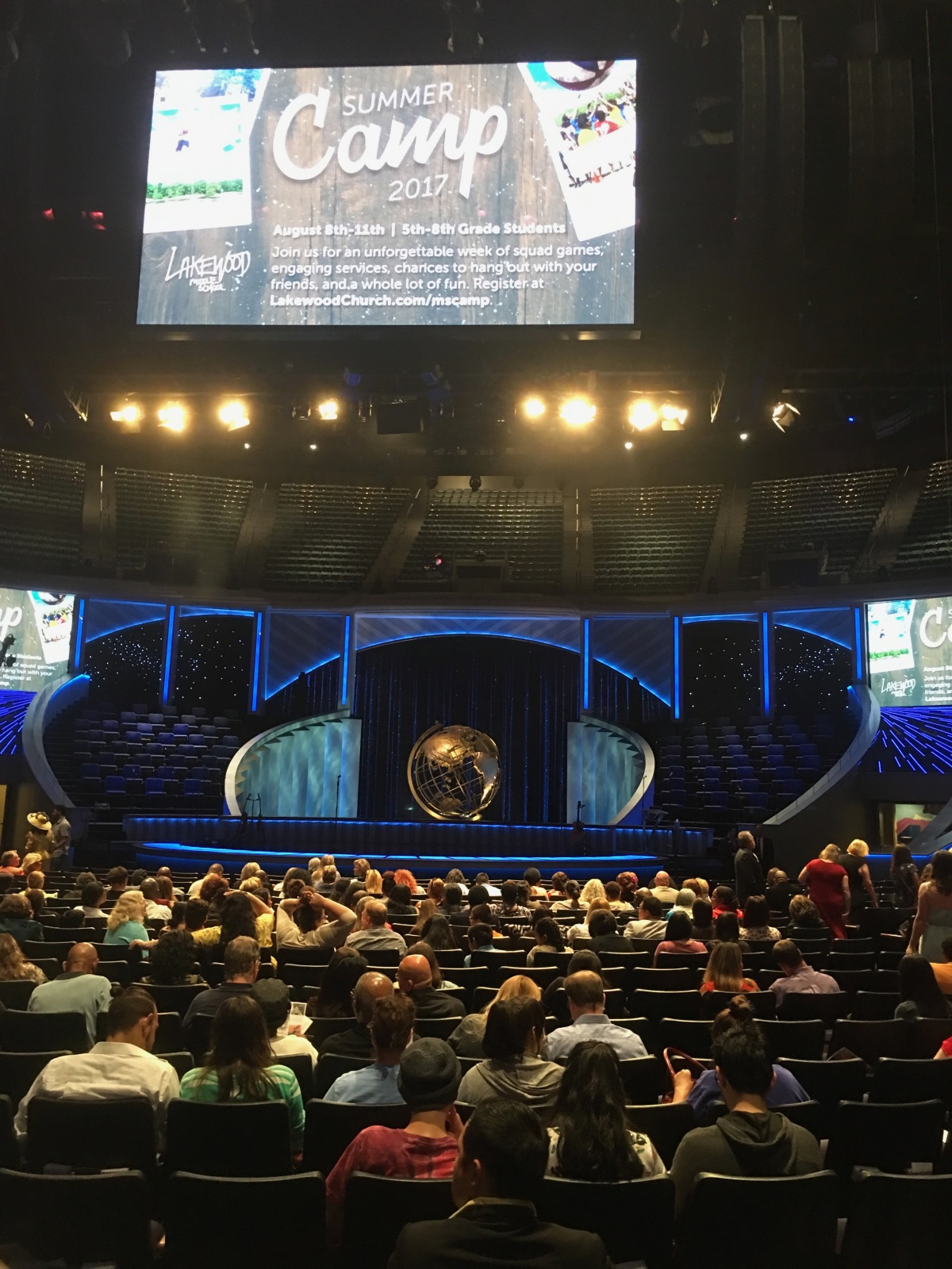 July 11th: What Mega Churches Have to Teach